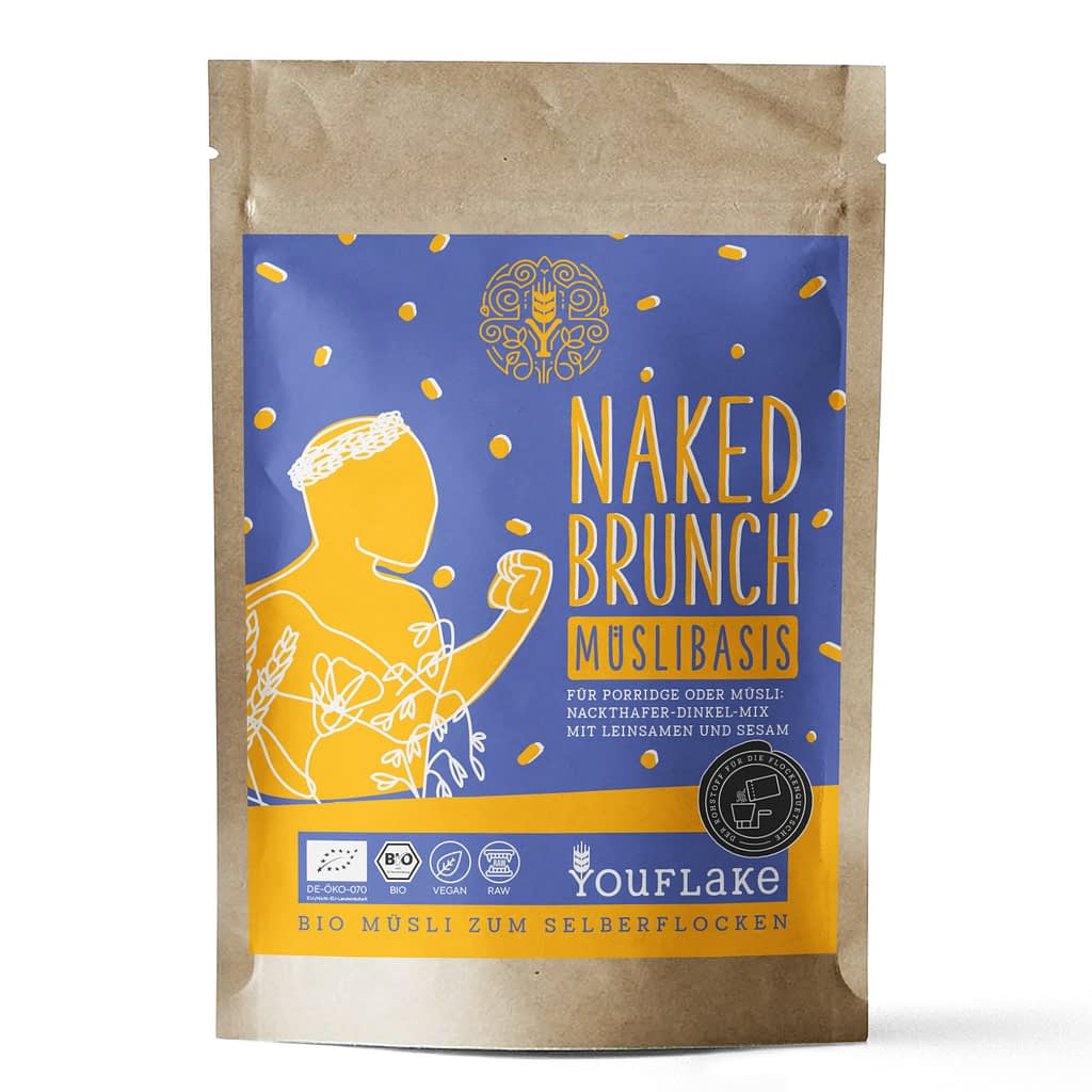 Naked Brunch Müsli Basis