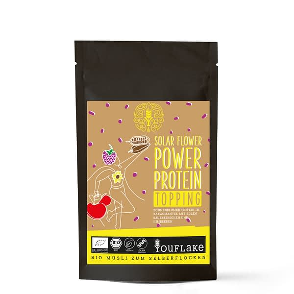 Solar Flower Power Protein Topping
